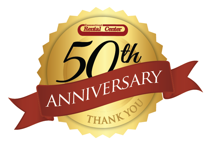 Connecticut Rental Center's 50th Anniversary